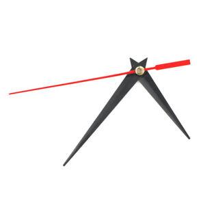 5x-Reemplazo-DIY-Mecanismo-Pared-Reloj-Cuarzo-Reparacion-Movimiento-Kit-de-manos