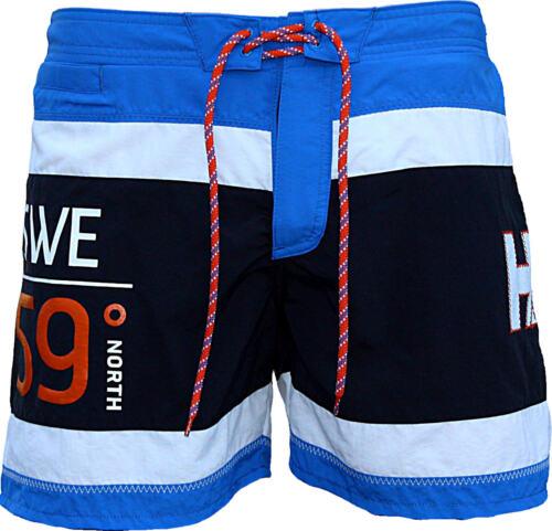 Helly Hansen Men/'s Swimshorts Boardshorts Hydro Power Trunk in Blue or Red