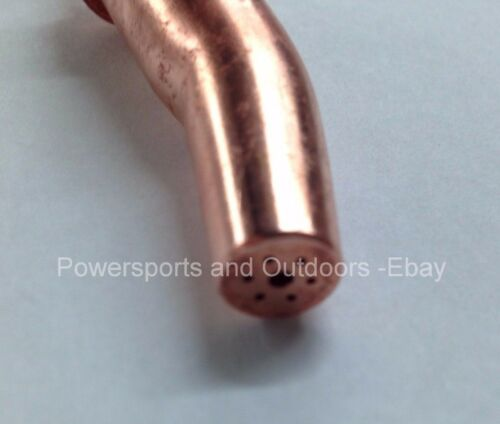 Cutting//Gouging Tip Victor Type 1-118 #1 Rounded Acetylene 1-1-118