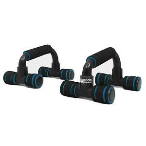Foam Handle Push Ups Pair of - Press Up Bar Stand - Home Exercise