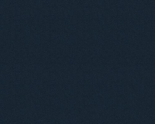 Versace Home Wallpaper 935484 Tapete dunkelblau Uni einfarbig Satin Barock Vlies