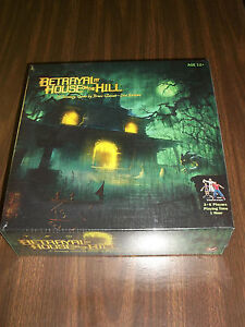 BETRAYAL-at-HOUSE-on-the-HILL-2nd-Edition-A-Strategy-Game-New-Sealed