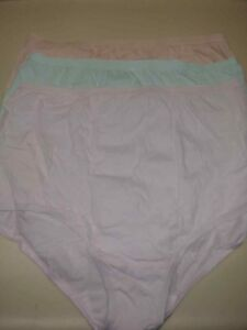 ac787f0b2b2a Breezies Set of 3 Cotton Brief Panties with UltimAir Lining-SIZE 9 ...
