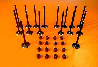 Intake Exhaust Engine Valves  For MITSUBISHI ECLIPSE 2.4 SOHC 4G69 2006-2012 US