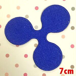 Ondulation-Crypto-Monaie-Neuf-Logo-Bleu-Brode-a-Repasser-Patch-a-Coudre-1348