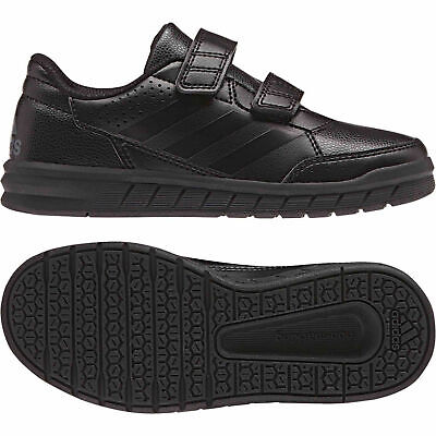 adidas back to school trainers black