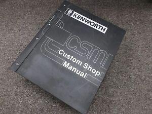 kenworth t600 manual