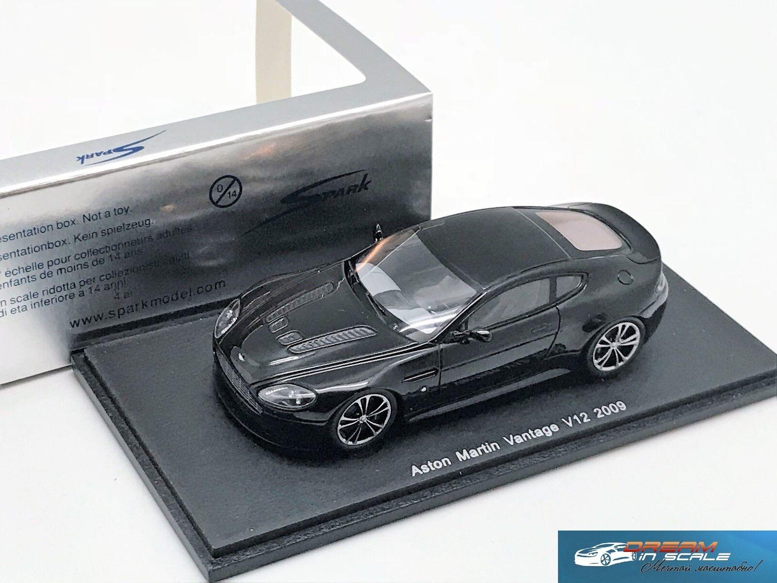 precios ultra bajos Aston Martin Martin Martin Vantage V12 Spark S2165 Resina 1 43  venta de ofertas