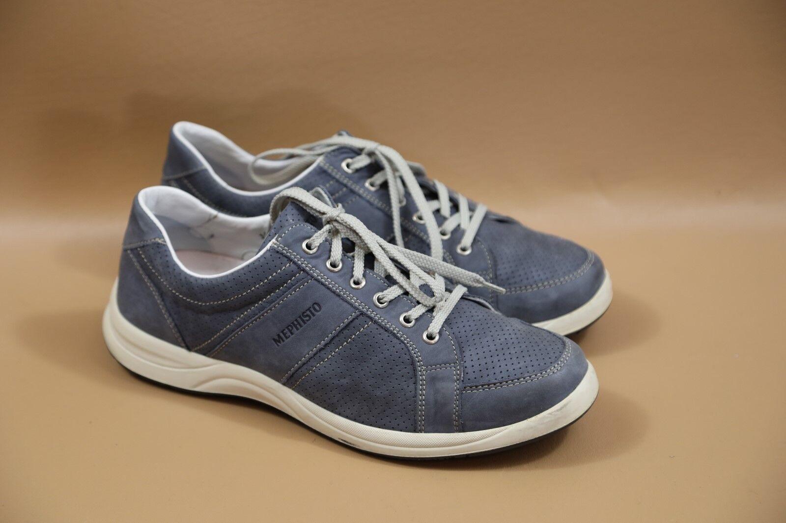 = MEPHISTO Hero Perforated Perforated Perforated Sneakers Size 9.5 bdd825