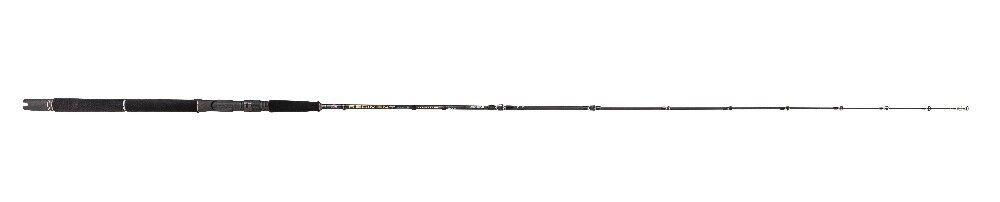 Warranty Penn Regiment Inshore Black Ops 6/'4/'/' 1 Piece PE 3-5 Spin Fishing Rod