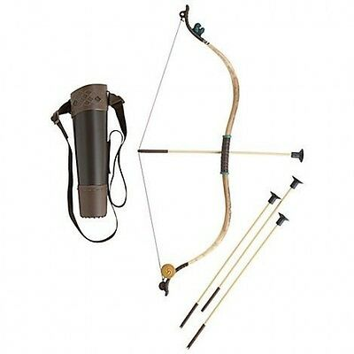Disney Store Brave Merida Archery Bow and Arrow Costume Accessories Set, New