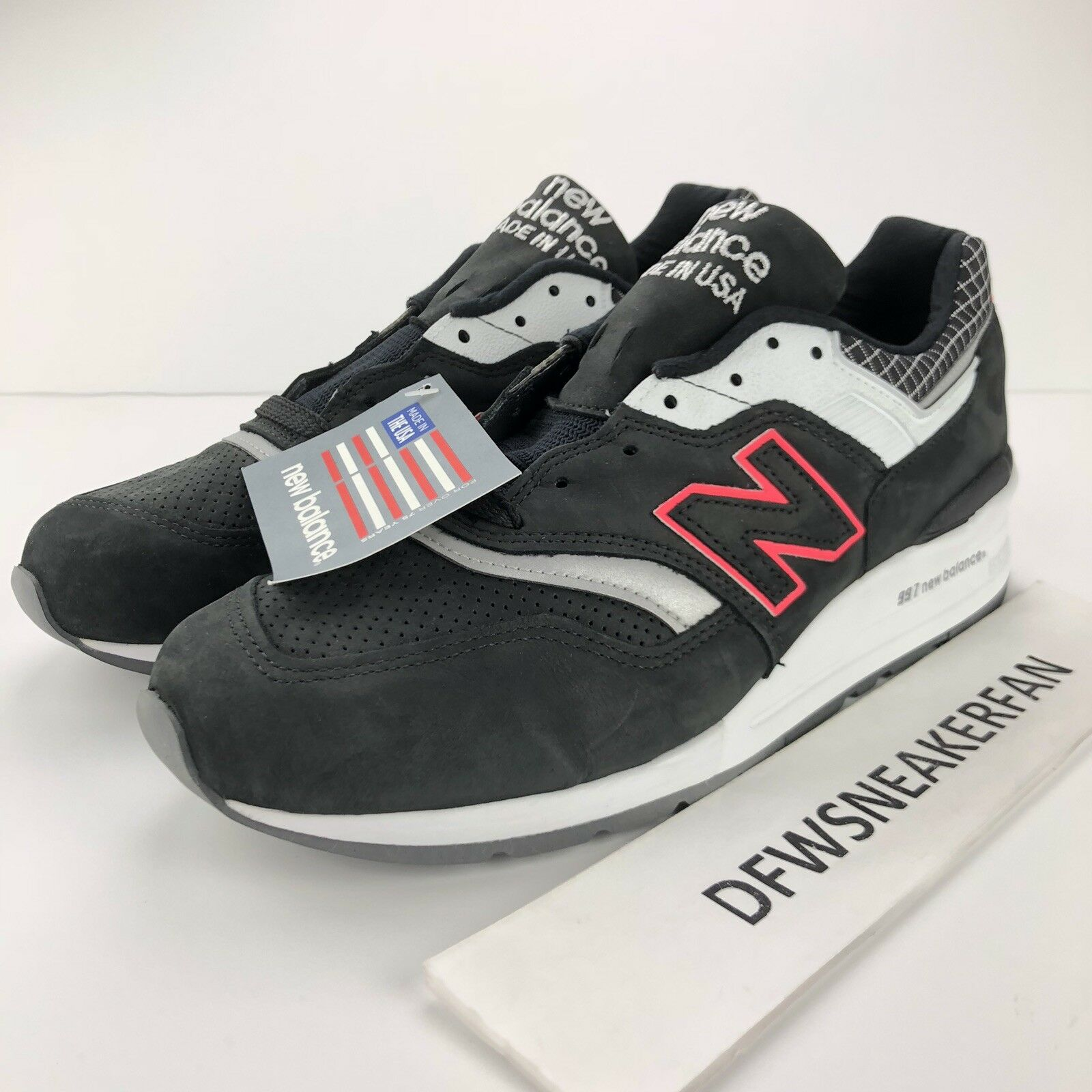 New Balance 997 Uomo's Size 7 Spectrum Kith Ronnie Fieg Made in  A M997CR New