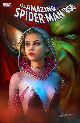 Marvel/'s Ghost Spider #1 Signed Shannon Maer Virgin Variant CGC 9.8