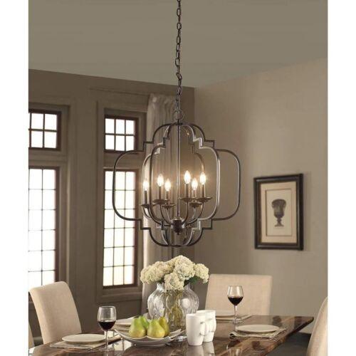 Modern Farmhouse Chandelier Light, Modern Farmhouse Chandeliers For Dining Room