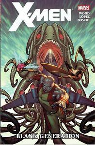 X-men-Blank-Generation-Volume-1-by-David-Lopez-Marvel-Graphic-Novel-TPB