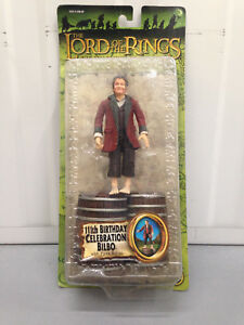 LOTR Fellowship 111th Birthday Celebration Bilbo with Party Barrel Boxed - Marlow, Bucks, United Kingdom - LOTR Fellowship 111th Birthday Celebration Bilbo with Party Barrel Boxed - Marlow, Bucks, United Kingdom
