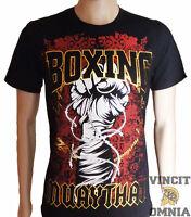 Tee Shirt T-shirt Muay Thai Boxe Thai Kumpun Boxing