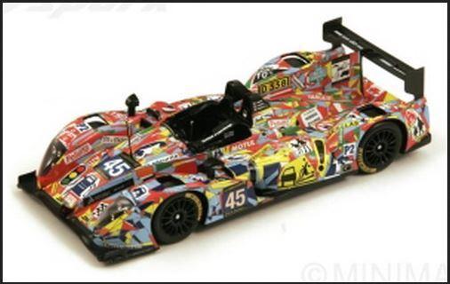 Venta al por mayor barato y de alta calidad. Morgan-Nissan - Oak Racing - Merlin Mondolot Nicolet Nicolet Nicolet - Le Mans 2013  45 - Spark  colores increíbles