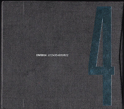 DMBX.4 - DEPECHE MODE Singles Box Set No 4 - Made in England 1991