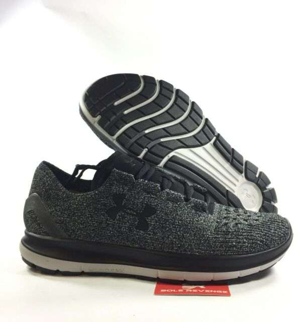 super popular 0a6e6 b0151 Under Armour Slingflex UA White Grey Men Running Shoes Trainers 128567-6100  9