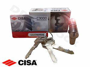 negozio ufficiale ordine online in vendita CILINDRO DI SICUREZZA EUROPEO CISA C3000 ALTA SICUREZZA EVVA DOM ...