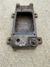 Briggs Amp Stratton Model Fh Complete Cast Iron Gas Tank Hit Amp Miss Gas Engine