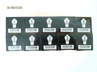 Lot of 10 Headlight Bulb S2 BA20D 12V35/35W Motorcycle Bike