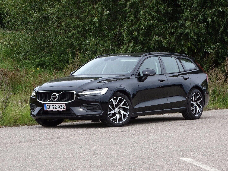 Volvo V60 2,0 T5 250 Momentum aut.