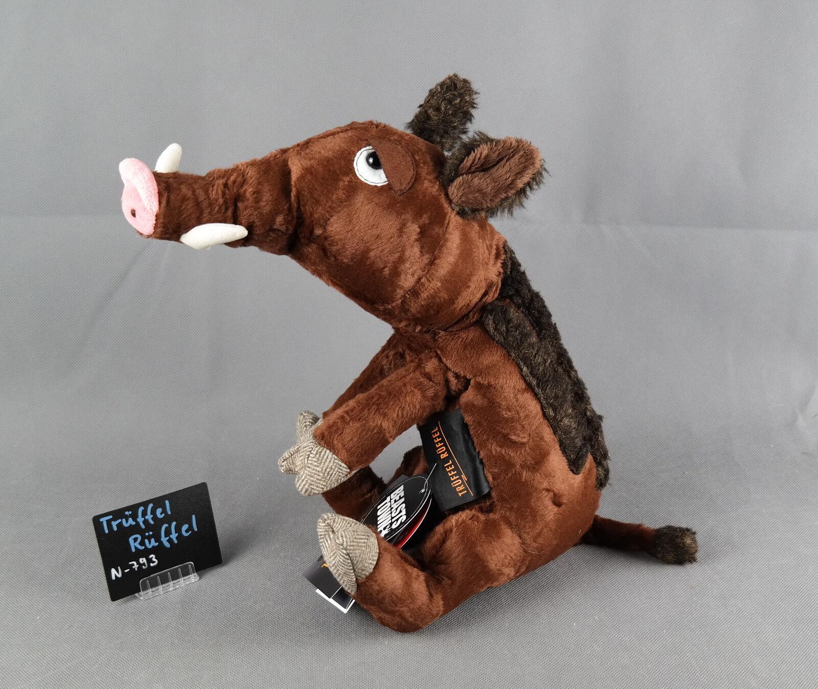 GENAU DIESEN Trüffel Rüffel (Wildschwein) SIGIKID SIGIKID SIGIKID Beast 38808 NEUWARE   N-793 a18397
