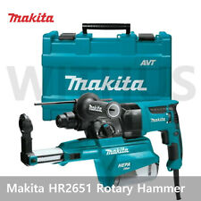Makita Hr2651 Rotary Hammer Dust Collection Set 800w 1200rpm 4600bpm 24j 220v