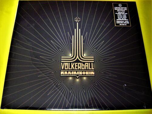 1 von 1 - RAMMSTEIN - VÖLKERBALL / LIMITED EDITION LIVE WELTOUR 2 DVD + 2 CD - NEU & OVP
