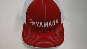 New Genuine Yamaha Hat with Cool Mesh Flex Fit