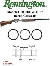 Remington Shotgun 1100 12 GA  1187 11-87 O-Ring Barrel Gas Seals (12 Pack)