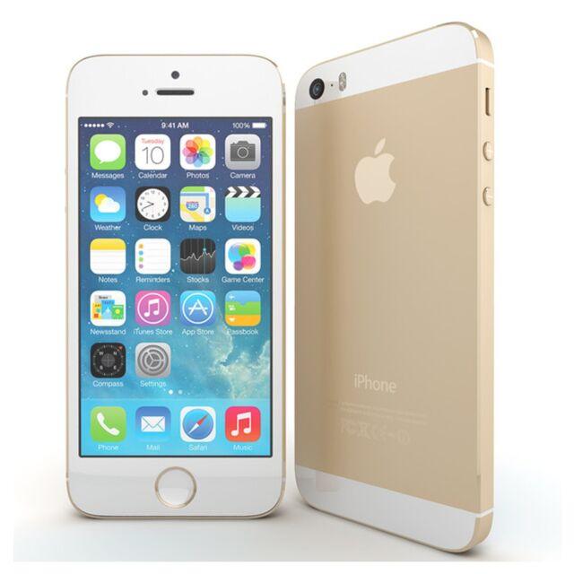Apple Iphone 5s - 16GB - (Sbloccato) Sim Gratis