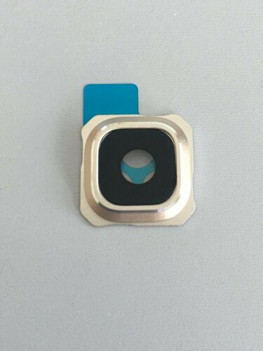 Cámara de fabricante de equipos originales Cubierta de Lente de vidrio Marco Soporte para Samsung Galaxy S6 Edge G928 nos PLUS