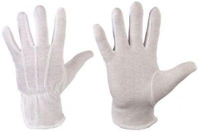 """ZuverläSsig Baumwoll-handschuhe Mit Mikronoppen Stronghand """"baotou"""" Baugewerbe Business & Industrie"""