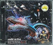 AUDIO ACTIVE  - RETURN OF THE RED I - BRAND NEW AND SEALED CD