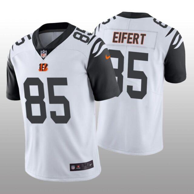 #85 Eifert Cincinnati Bengals Nike Color Rush Stitched Limited Jersey Small
