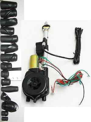Elektrische Antenne Motorantenne 12v Universal Teleskop Bmw E30 Und Mercedes