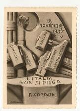 Mastroianni Domenico – 1935 Italiani Ricordate - Catalogo Filagrano I.P. 2014/20