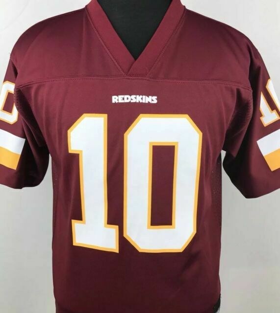 Washington Redskins Jersey Robert Griffin III Rg3 NFL Nike Youth Large 14/16