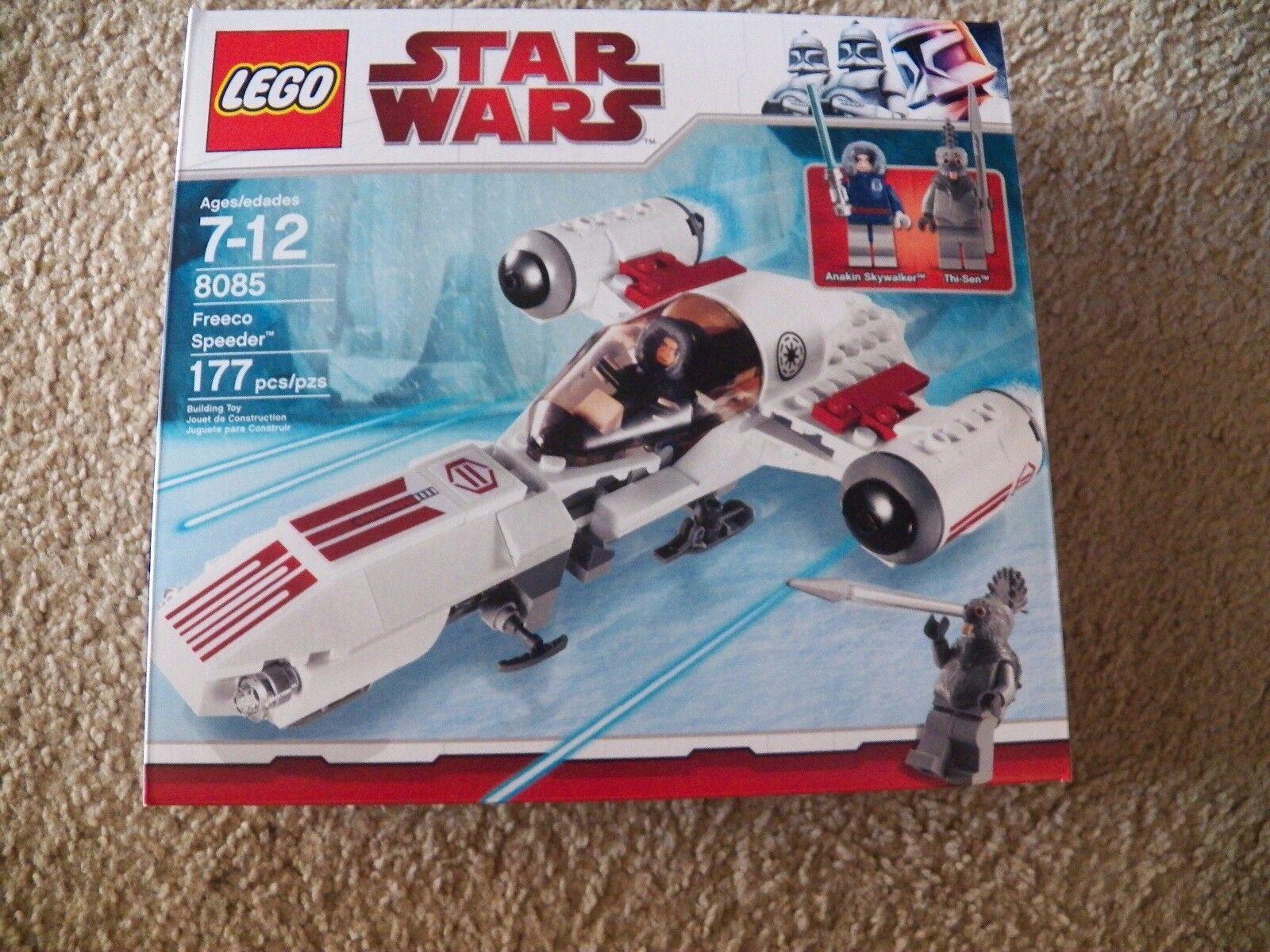 LEGO 8085 Freeco Speeder STAR WARS  Sealed NEW