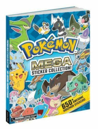Stickers Manga Pokémon réf 22571