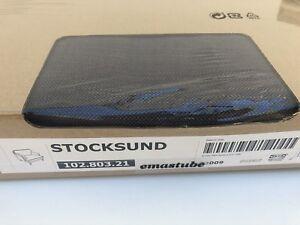 Ikea Stocksund Sessel Bezug Nolhaga Dunkelgrau Grau 10280321 Neu