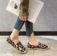 7c6e4619e6f403 item 6 Leopard Women s Espadrille Flats Loafers Moccasins Oxfords Casual  Comfort Shoes -Leopard Women s Espadrille Flats Loafers Moccasins Oxfords  Casual ...