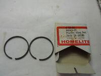 Genuine Homelite Piston Rings 98063-20 (for Kawasaki Engine)