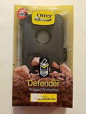 AUTHENTIC Otterbox Defender iPhone 6s Plus Rugged Fitted Case / Cover BLACK