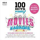 100 Hits: Movies Karaoke by Various Artists (CD, Nov-2010, DMG 100)