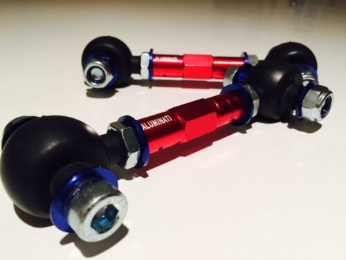 Rear Adjustable Racing Droplinks R50 R53 R56 R55 R52 Cooper S Works Mini Front