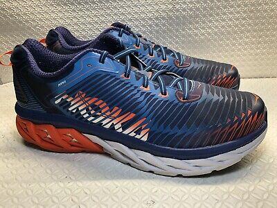 Running Shoes Blue/Orange Size